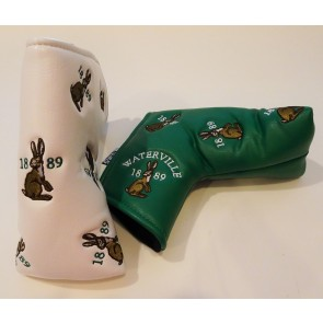 Waterville Putter Cover with All over Hares