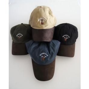 Water Repellent Wax Baseball Cap (WVWAX)